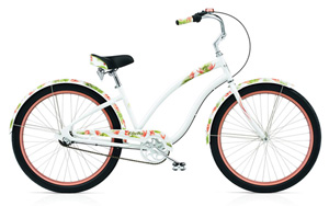 Cruiser Butterfly 3i Pearl White Ladies'