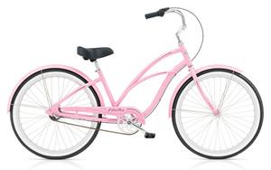Cruiser Coaster 3i Pink Ladies'