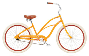 Cruiser Custom 1 Orange Ladies'