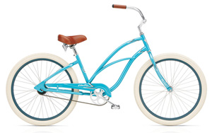 Cruiser Custom 1 Turquoise Ladies'