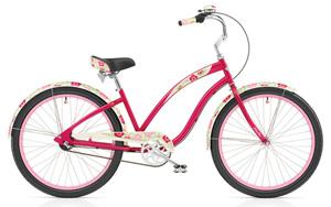 Cruiser Flowers 3i Pink Blossom Ladies'