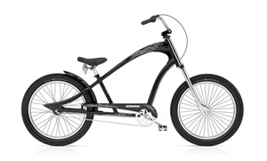 Cruiser Ghostrider 3i Black Men's