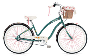 Cruiser Gypsy 3i Forest Green Ladies'