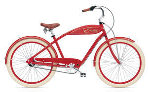Cruiser Indy 3i Red Men's