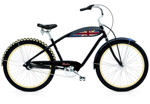 Cruiser Mod 3i Aluminium Black Men's