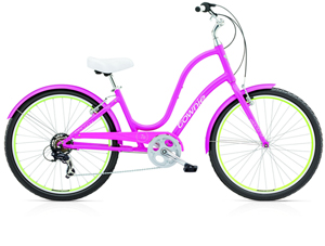 Townie Original 7D Fuchsia Ladies'