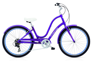Townie Original 7D Violet Ladies'